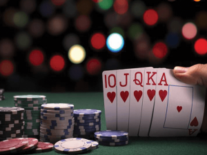 Law and Order When Gambling and Law Collide